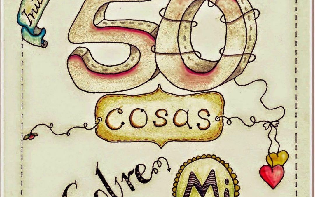 50 cosa sobre mi