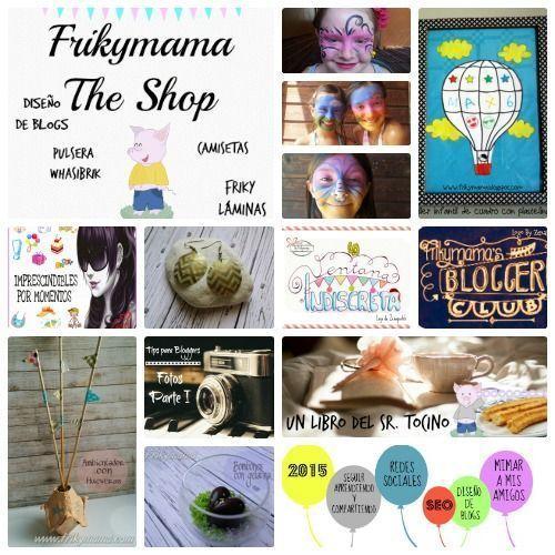 Frikymama: Resumen 2014 y deseos para 2015