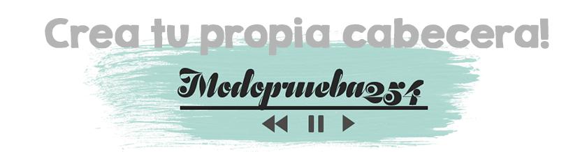 Crea tu propia cabecera para el blog by Creaypersonalizatublog.