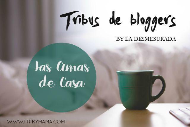 Tribus de Bloggers by La Desmesurada: Las amas de casa