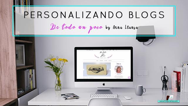 Personalizando blogs: De todo un poco by Anna Llansa