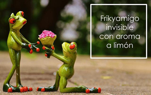 Frikyamigo Amigo Invisible 2015 con sabor a limón