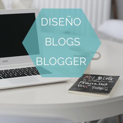 Necesito un blog profesional y en BLOGGER