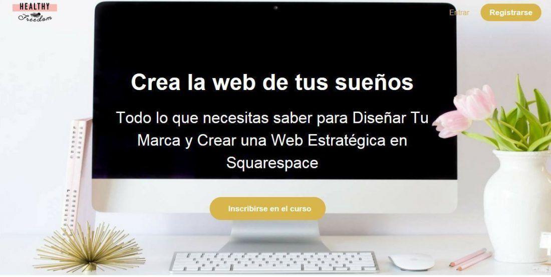 curso squarespace