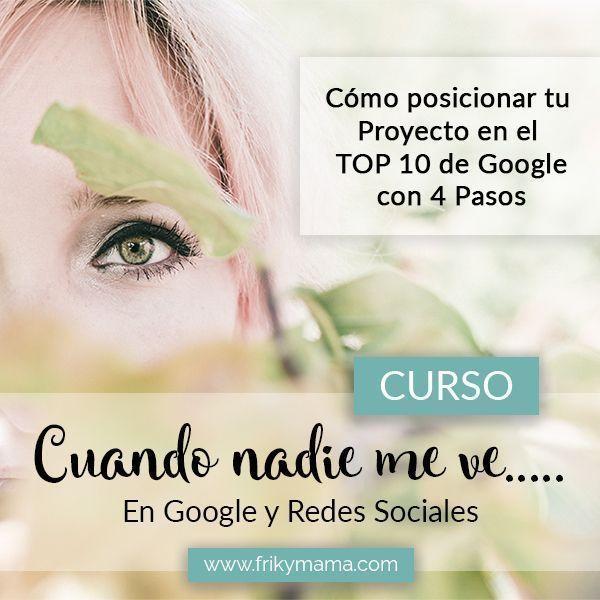 curso visibilidad online en Google y redes sociales
