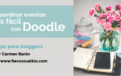 Coordinar eventos con tu audiencia es fácil con Doodle