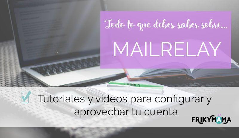 mega tutorial mailrelay