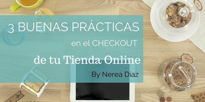 3 Buenas Prácticas en el Checkout
