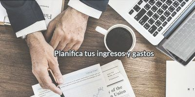 Planifica tus ingresos como emprendedora